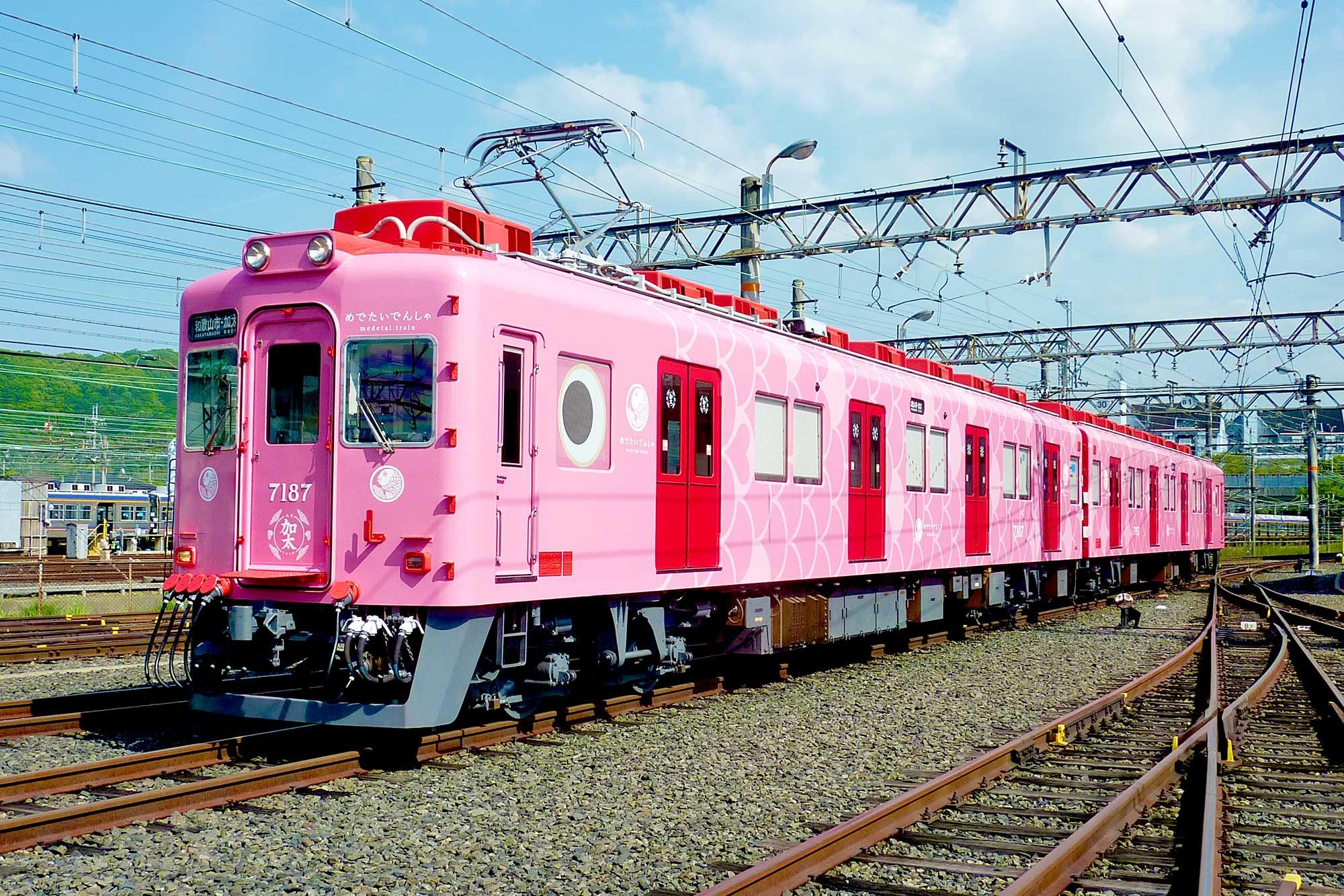 Medetai Trainの写真
