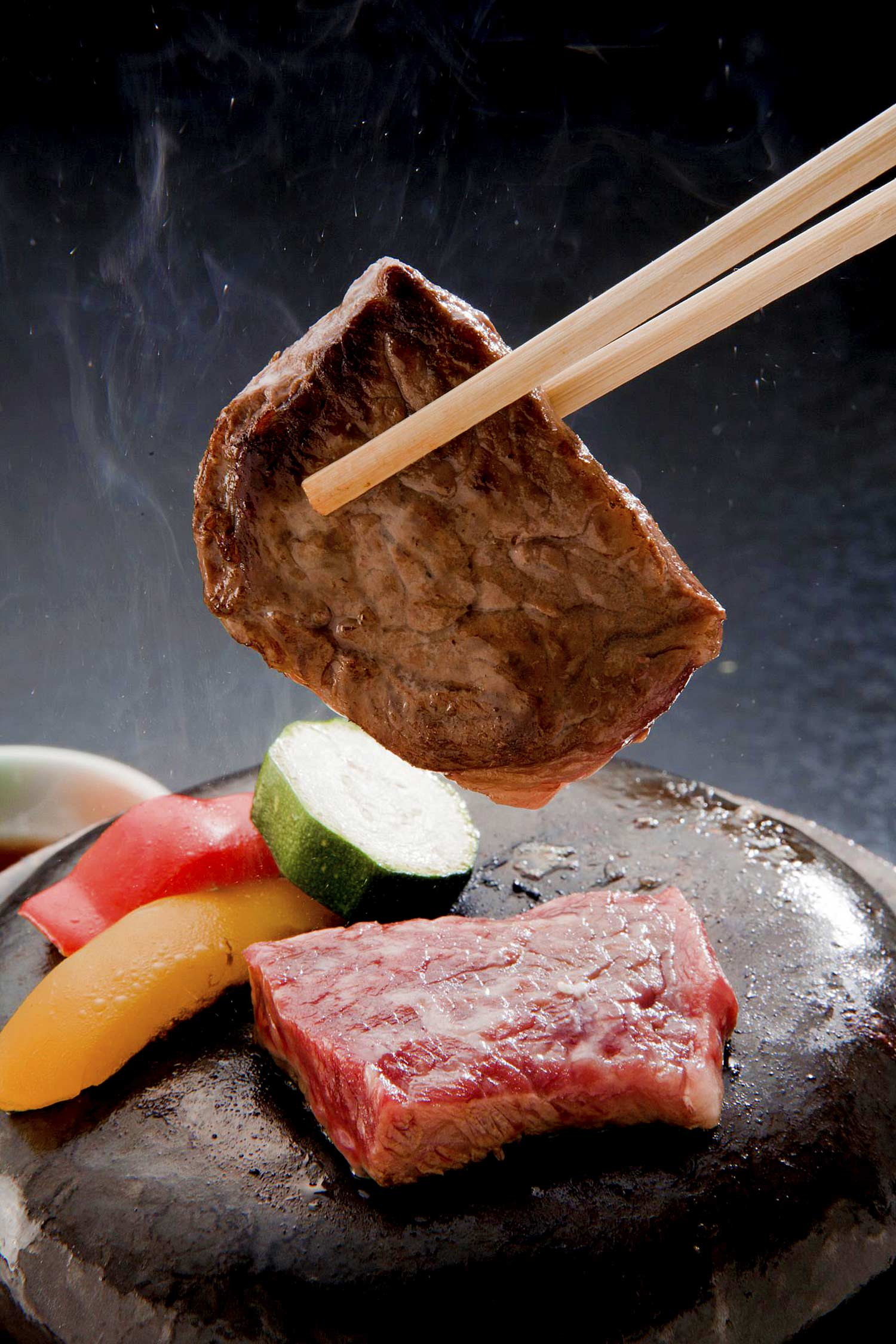 Wakanoura Onsen MANPA RESORT, Japanese-food, Yakiniku.の写真