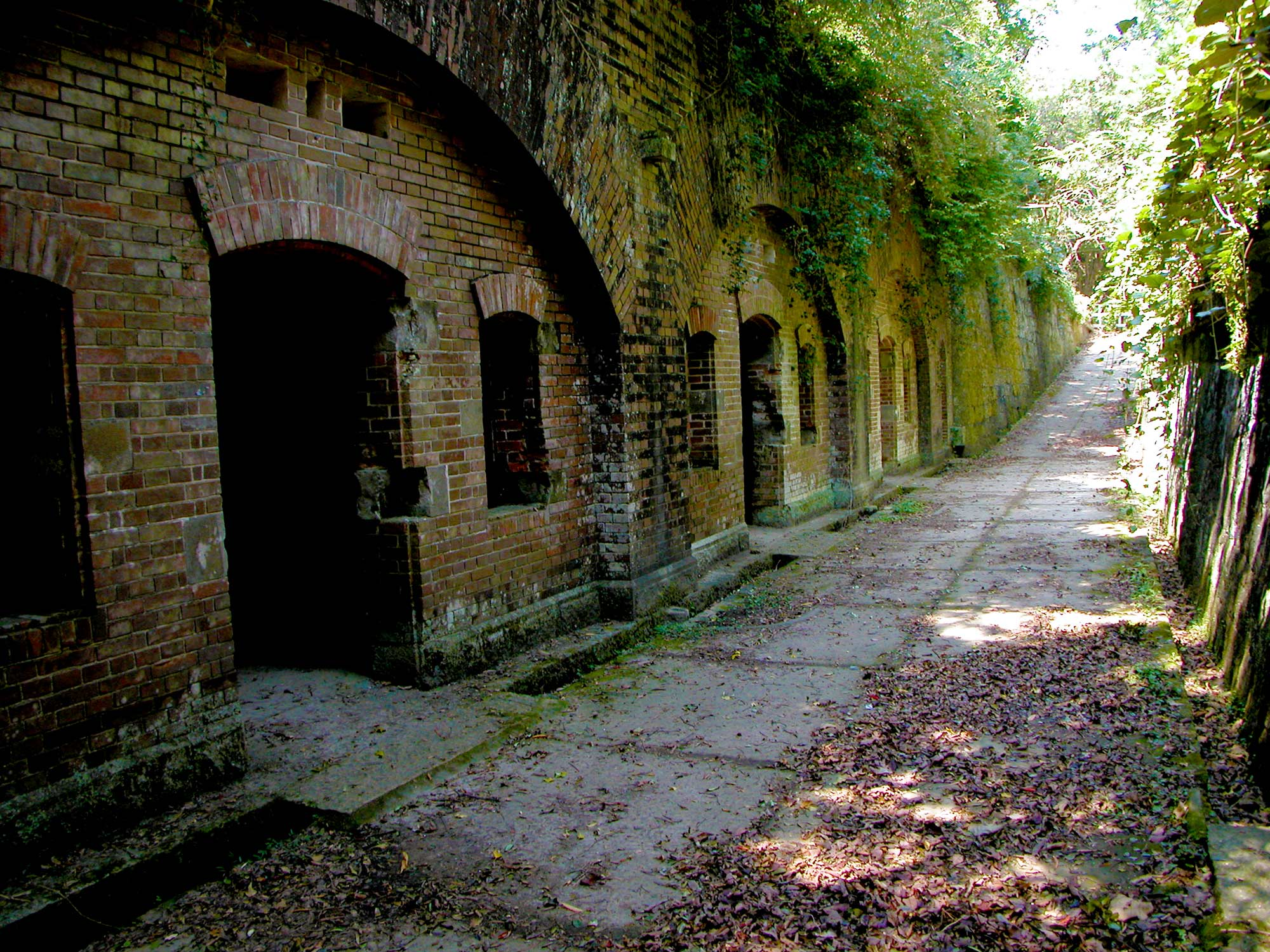Battery ruinsの写真