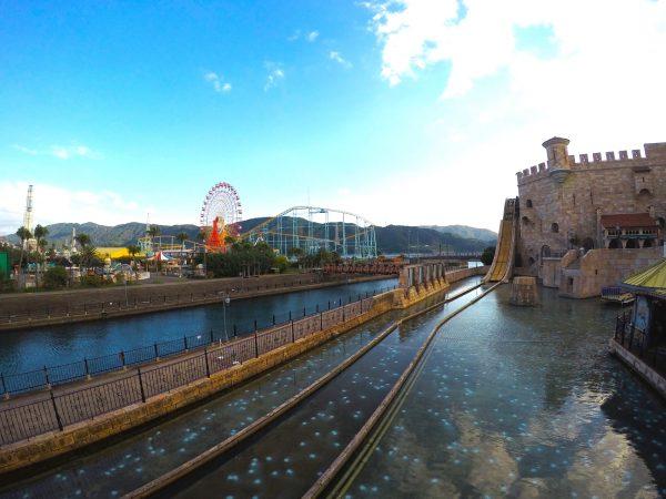It is an amusement park with European motif