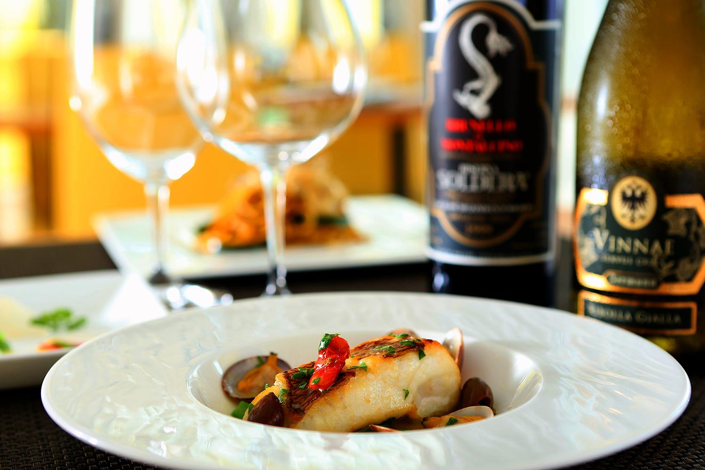 Wakayama Marina City Hotel, Italian food.の写真