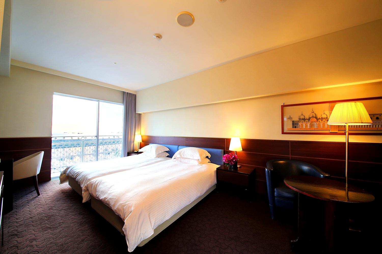 Wakayama Marina City Hotel, Suite.の写真