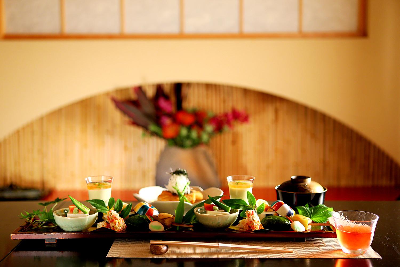 Wakayama Marina City Hotel, Japanese food.の写真
