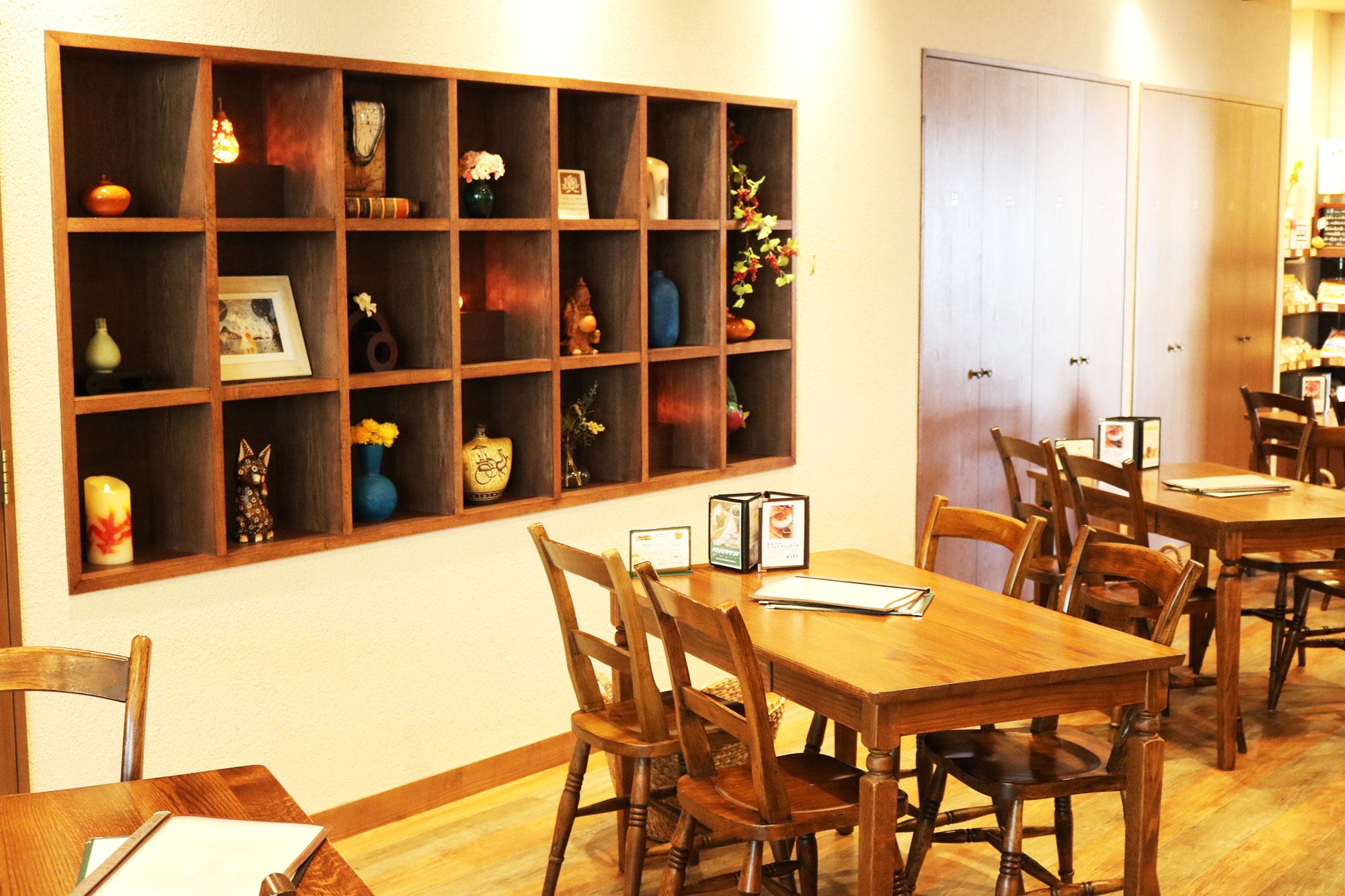 Inside of the restaurant の写真