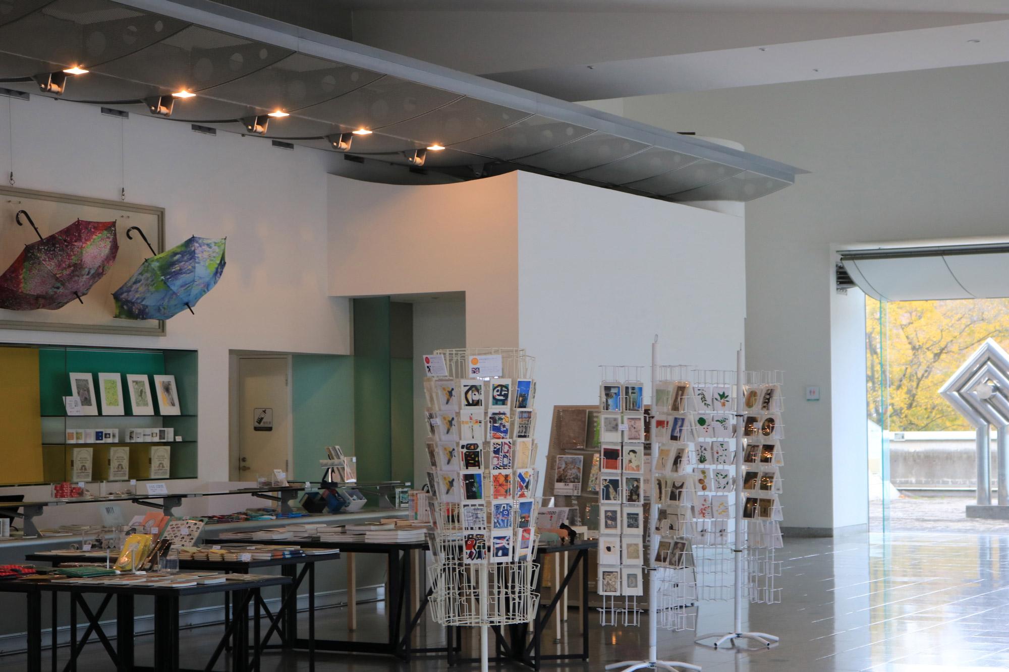 museum shopの写真
