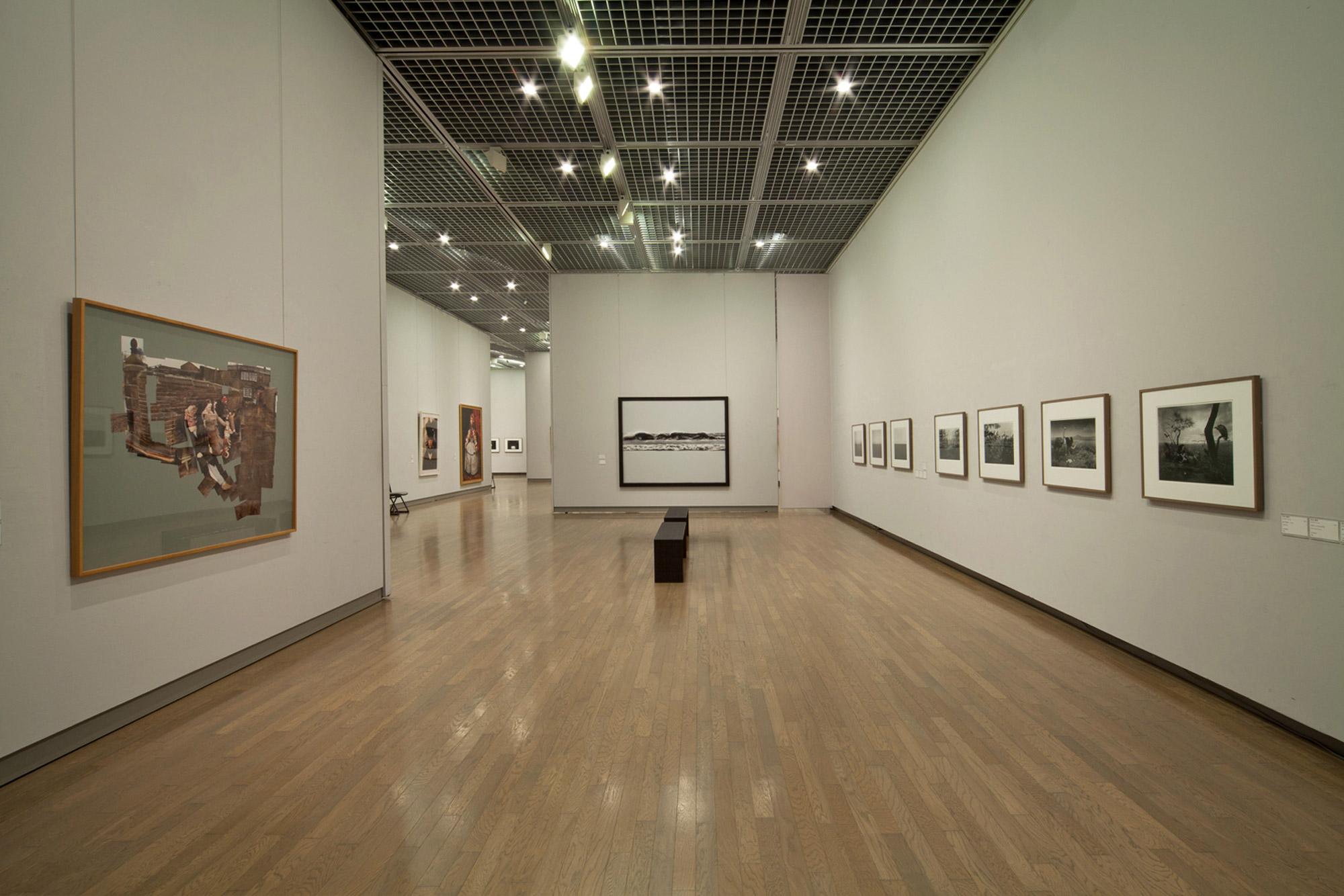 exhibition roomの写真