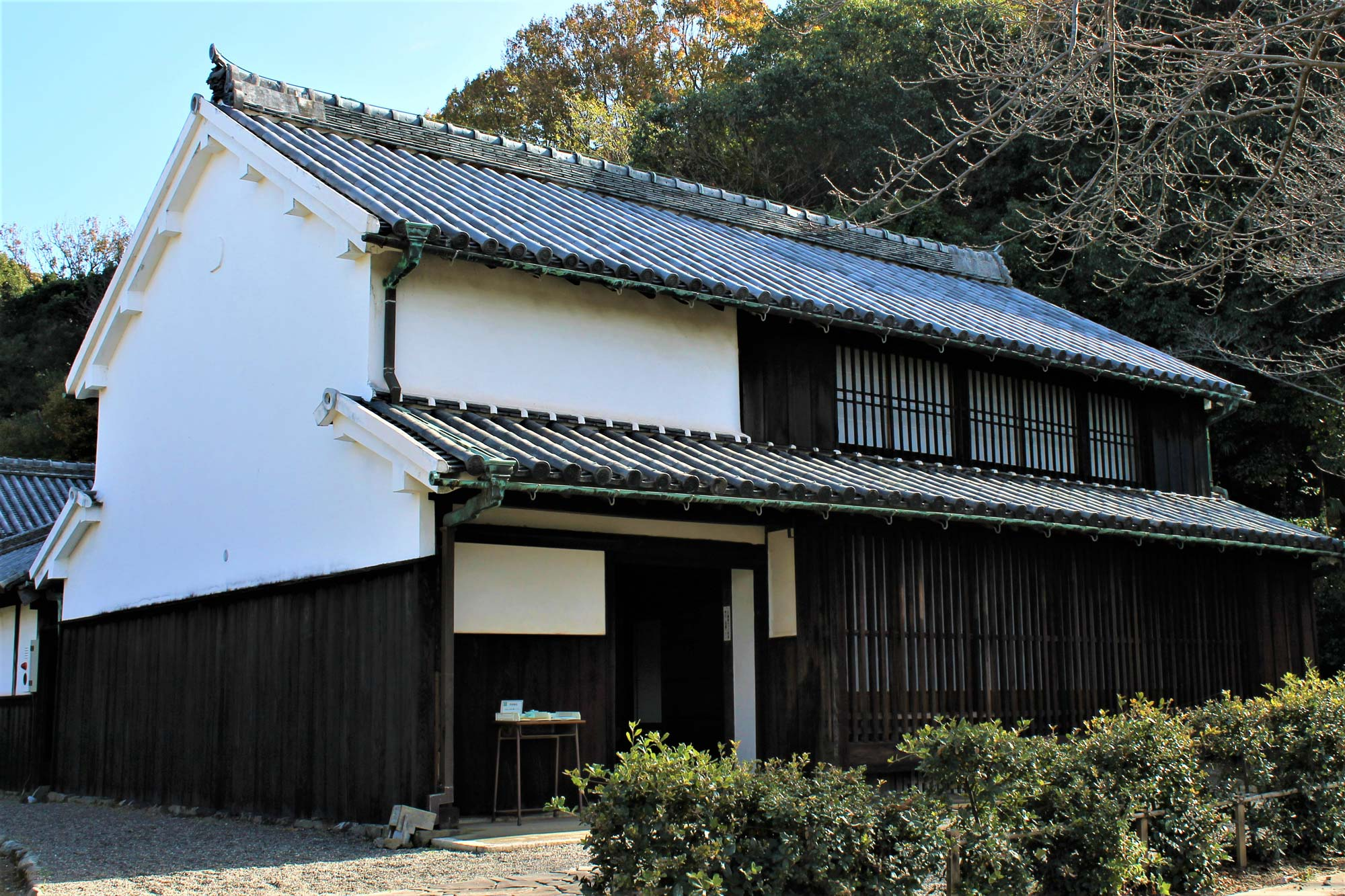 Former Residence of the Yanagawa family (Houses built in Edo period)の写真