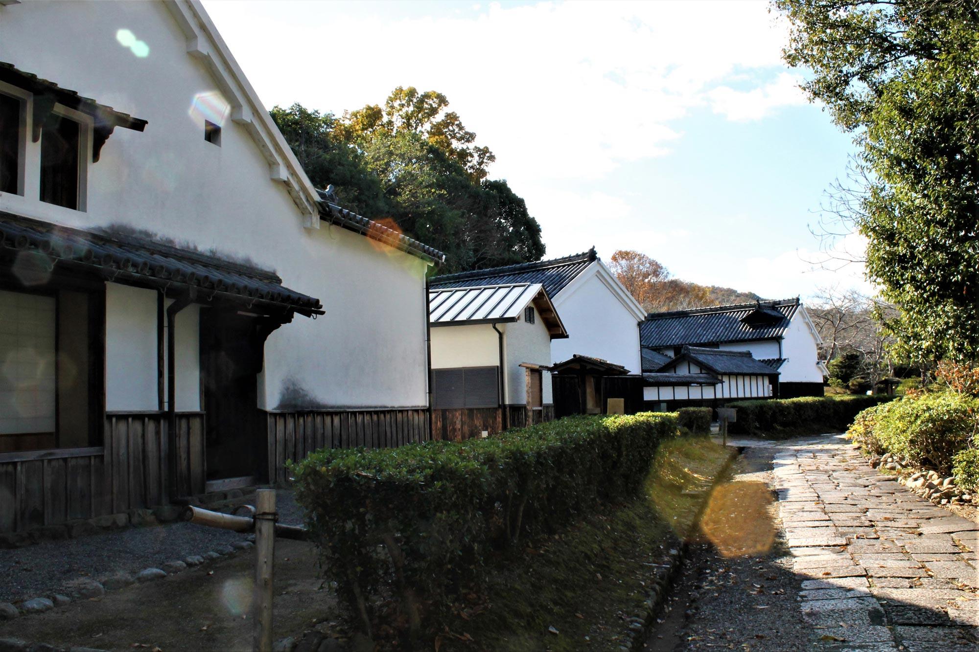 Former Residence of the Taniyama family (Houses built in Edo period)の写真