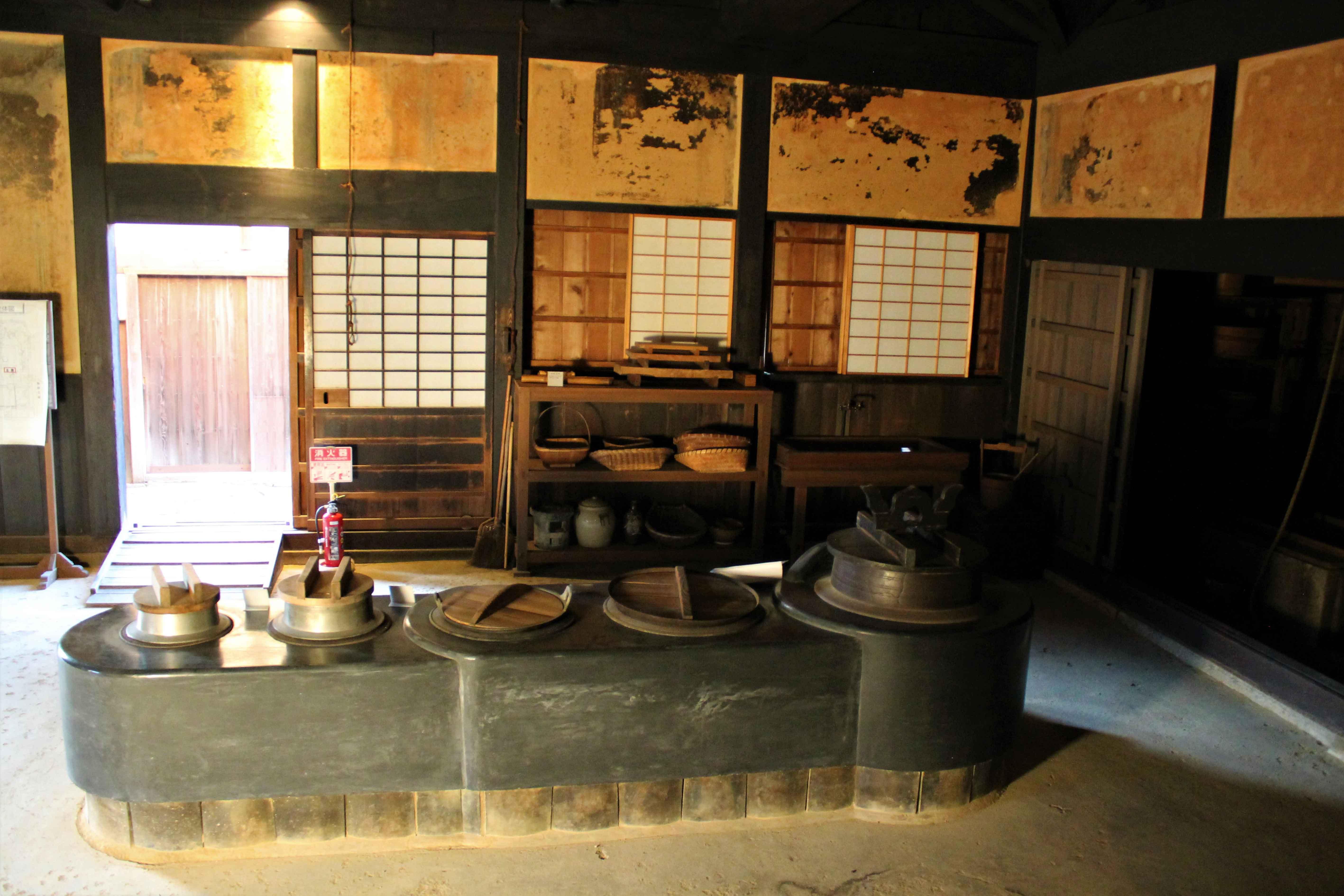 doma(kitchen)の写真