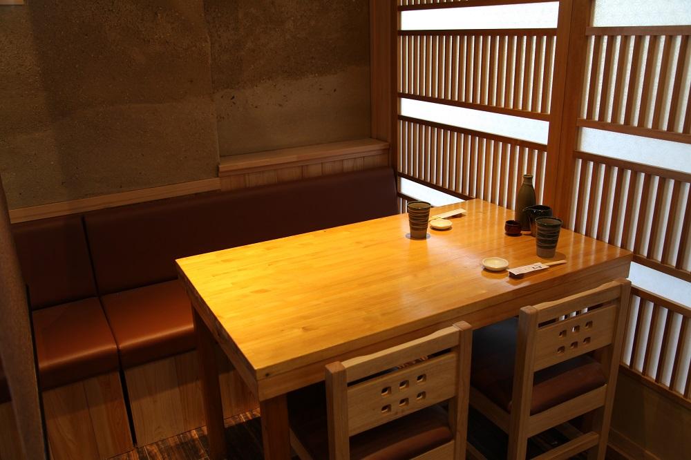 Table seatingの写真